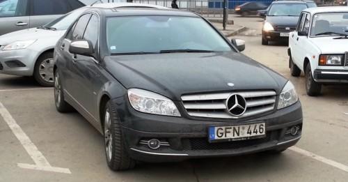 За два года в Украину ввезли 1,5 млн автомобилей на