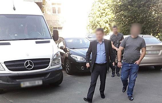 Полиция задержала зампреда одной из энергокомпаний