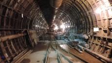 Строительство станций на Виноградарь продолжается, - метрополитен