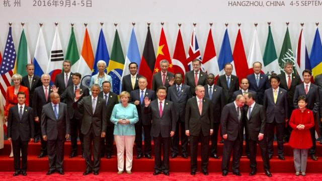Саммит G20 закончил свою работу