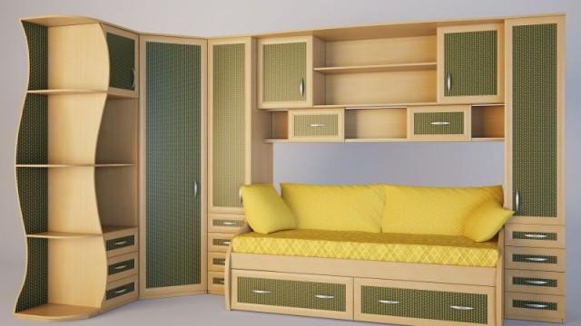Импорт дорогой мебели обеспечили Канада, Германия и Литва