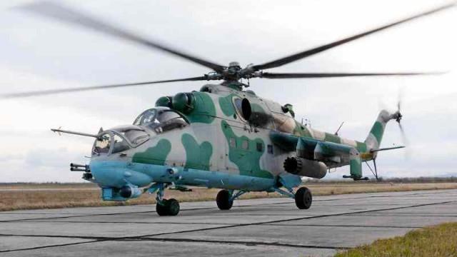 СБУ заблокировала вывоз из Украины двигателей для военных вертолетов