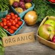 Парламент принял в первом чтении закон о маркировке органических товаров