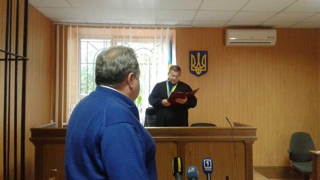 Суд арестовал экс-зампреда Одесской ОГА