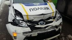 Харьковские полицейские за год разбили 25 «Приусов»