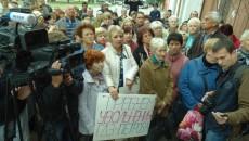 Работники николаевского предприятия блокировали одесскую трассу