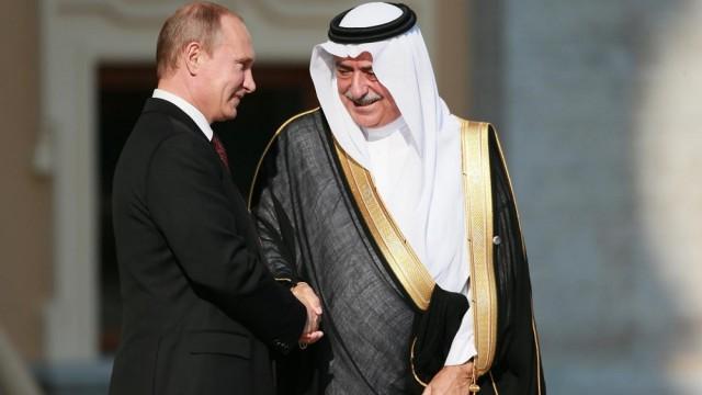 Заявление России и Саудовской Аравии обвалило нефть