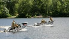 Рыбный патруль Киевщины изъял 3 тыс. кг рыбы