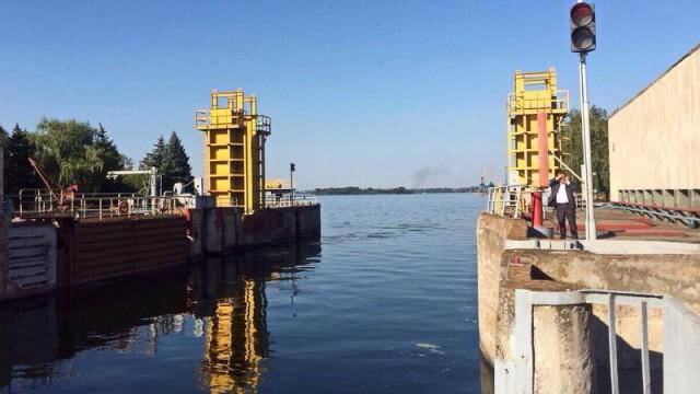 Мининфраструктуры намерено отремонтировать 4 судоходных шлюза
