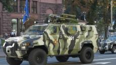 Запорожская фирма сделает бронеавтомобиль «Спартан» беспилотным
