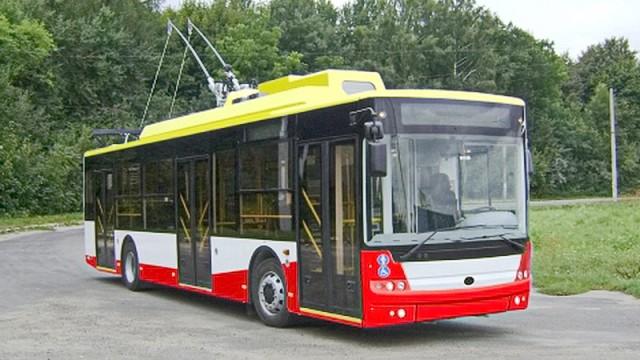 Киев получит 40 троллейбусов «Богдан» за 202 млн грн