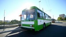 В Тернополь продолжают поступать чешские троллейбусы