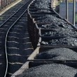 Добыча угля в Украине упала на 14%