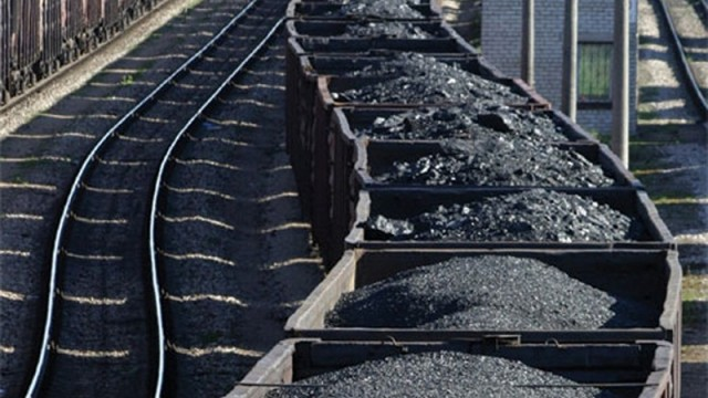 Украина увеличила экспорт угля