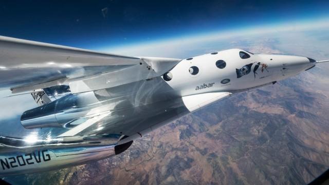 Virgin Galactic возобновляет испытательные полеты