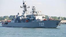 «Зоря»-«Машпроект» не причастно к ремонту корабля ВМС РФ