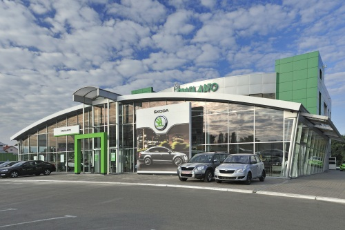 Мировые продажи авто Skoda выросли на 14,4%
