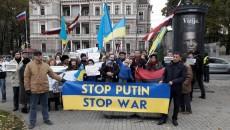 Украинцы провели в 70 городах мира антипутинскую акцию