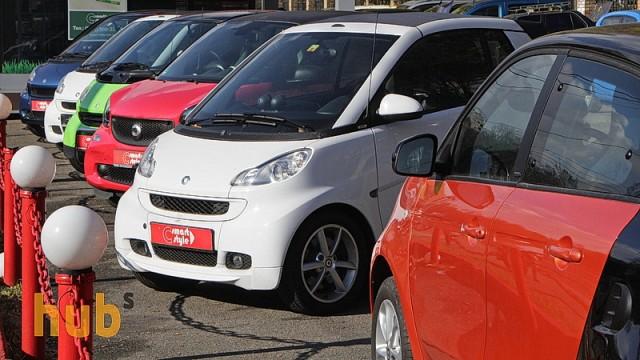 Вапреле зарегистрировано 6,5 тыс. сделок по б/у авто