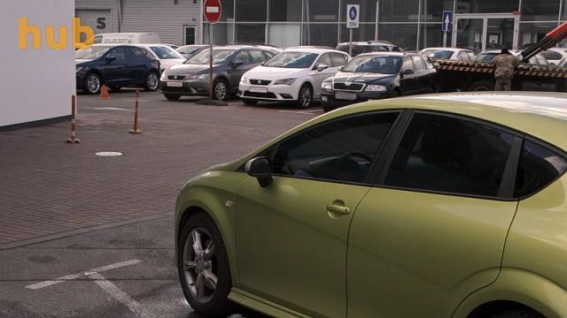 Рынок авто в Украине продолжает рост