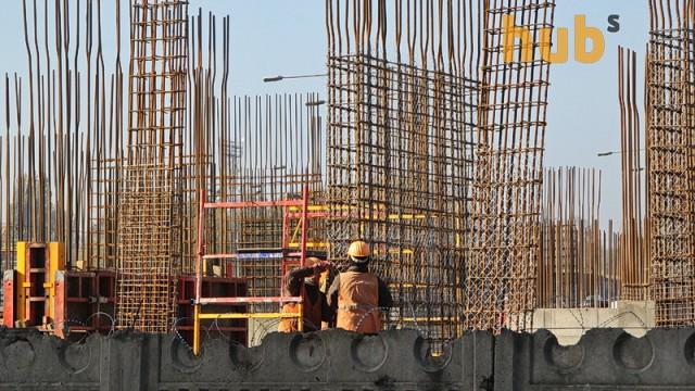 Объемы строительства выросли почти на 25%