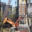 Строительные работы выполнены на 18,3 млрд грн