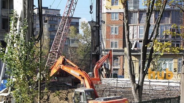 Объем строительных работ вырос на 35%