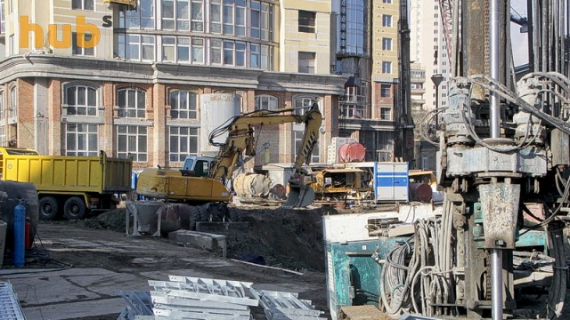 Капинвестиции в строительство перевалили за 82 млрд грн