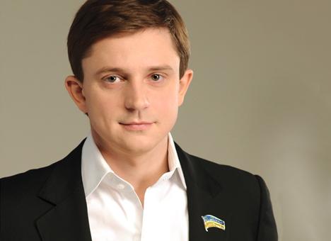 Народный депутат Украины Олесь Довгий