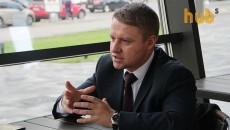 Александр Горган, глава Вышгородской РГА