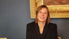 Президентом Эстонии стала Керсти Кальюлайд