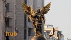 Сократилось число иностранных туристов в Украине