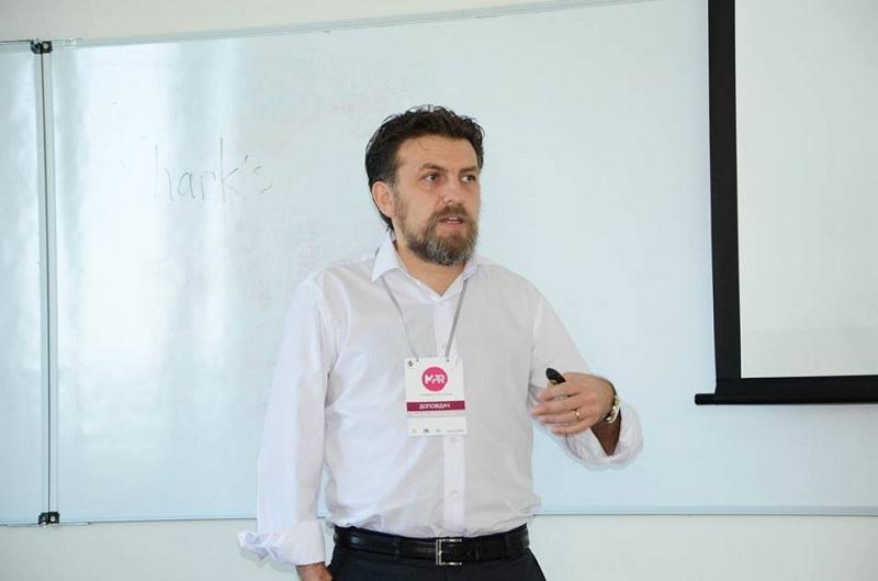 Ярослав Максимович, стартап, 2event