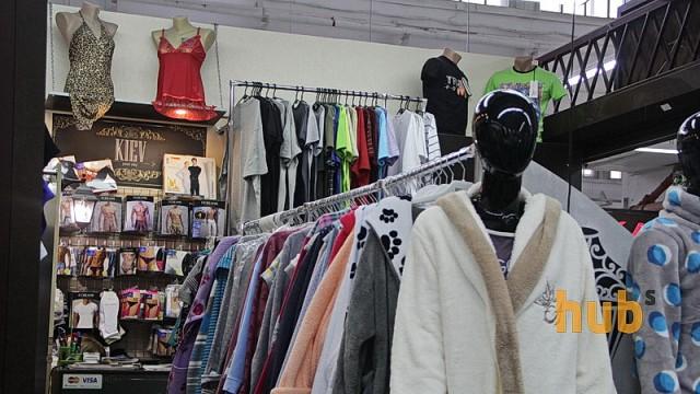 Возобновившийся спрос на одежду привел новые бренды в Украину