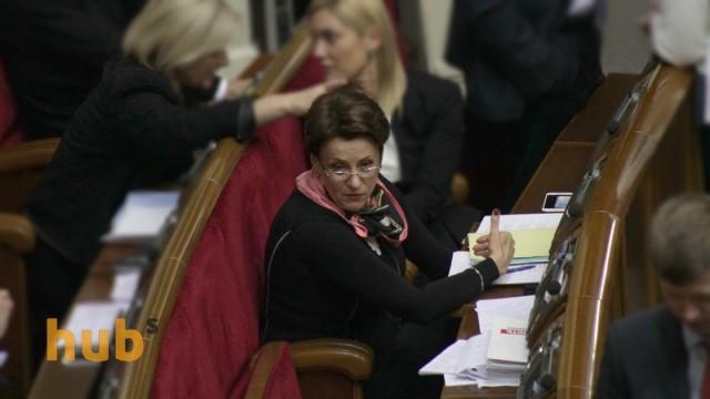 ЕБА просит забраковать антифискальный законопроект Южаниной