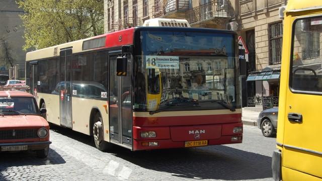 Проезд в автобусах Эстонии станет бесплатным