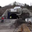 Запуск Бескидского тоннеля планируют на зиму