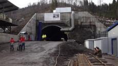 На Закарпатье закончена проходка Бескидского ж/д тоннеля
