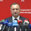 Полиция Молдовы не пустила российских журналистов к Додону