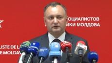 Додон вернул в парламент Молдовы закон о борьбе с российской пропагандой