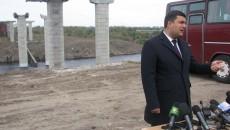 На строительство запорожских мостов выделят 500 млн грн ежегодно