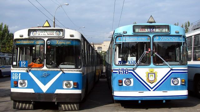 На обновление троллейбусного парка Харькова одолжат €10 млн