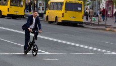 В Киеве с рынка перевозок уберут двух маршруточников