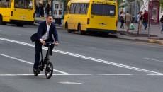 Кличко задумался над зачисткой Киева от маршруток
