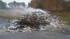 Львовский мусор обнаружили в Хмельницкой области