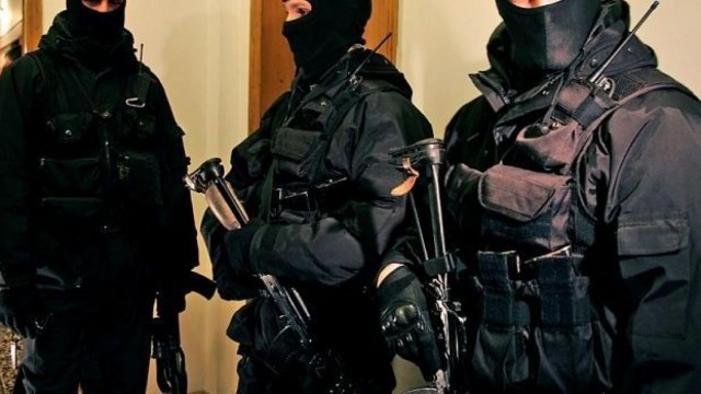 В ГНС Киева проходят обыски