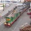 Станцию «Одесса-порт» отремонтируют после окончания пика перевозок
