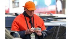 В Киеве расчеты за парковку переводят на безналик