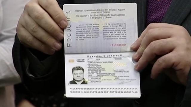 Президент требует ужесточить процедуру получения украинского гражданства