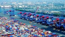 В морпортах перевалка грузов на экспорт упала на 7,4%